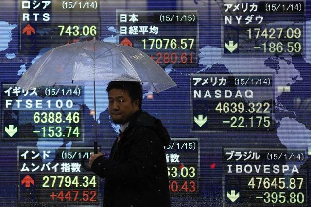 Asian Equities Edge Higher After Powell Testimony Japan Eu Sign