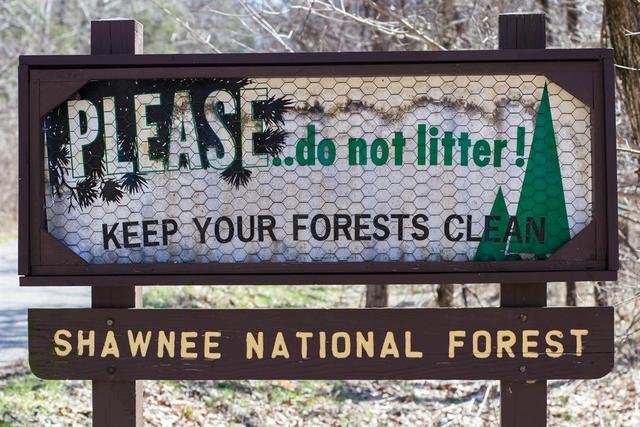 Shawnee National Forest announces seasonal closures