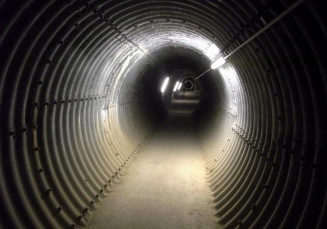Historians Just Found A Maze Of Secret Nazi Tunnels In Austria