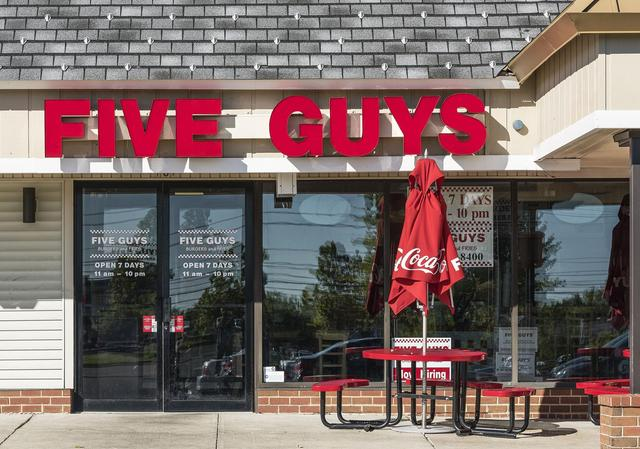 11 Things You Need to Know Before You Eat at Five Guys Burgers & Fries