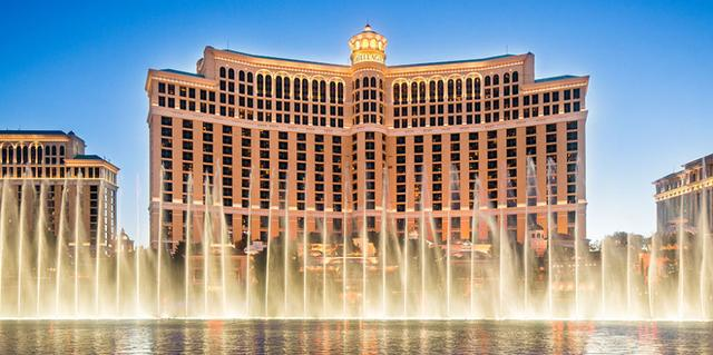 8 Hotels in Vegas That'll Make You Feel Like a High Roller