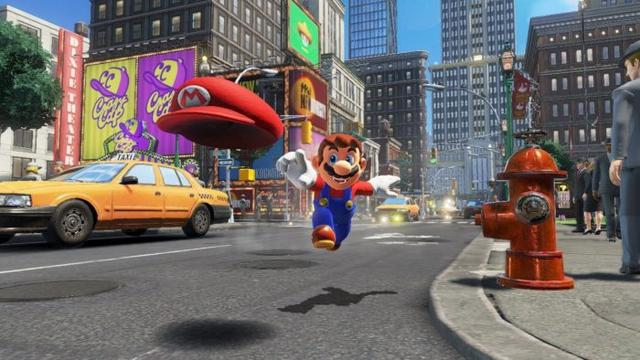 Mario Odyssey Hacked For Better Goomba Stacking_国际_蛋蛋赞