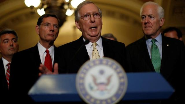 Senate GOP Passes Sweeping Tax Bill: A Big Victory, and a Major Gamble