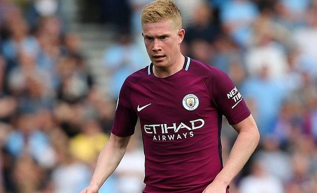 Man City fullback Danilo: De Bruyne at same level as Ronaldo