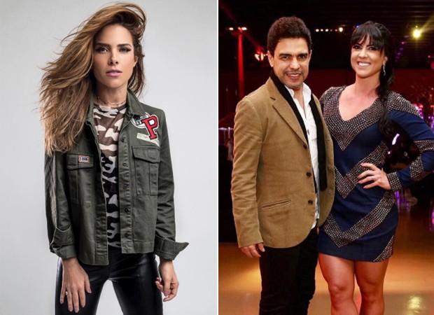 Revoltada, Wanessa Camargo revela a verdade sobre a relação com Graciele Lacerda