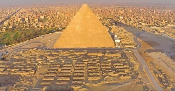 Egyptian Pyramids No Longer a MYSTERY! This Discovery Will Make You Rethink