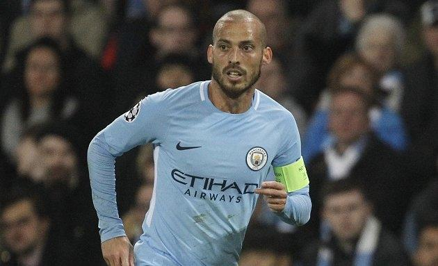 Man City boss Guardiola: Silva among best ever in Premier League