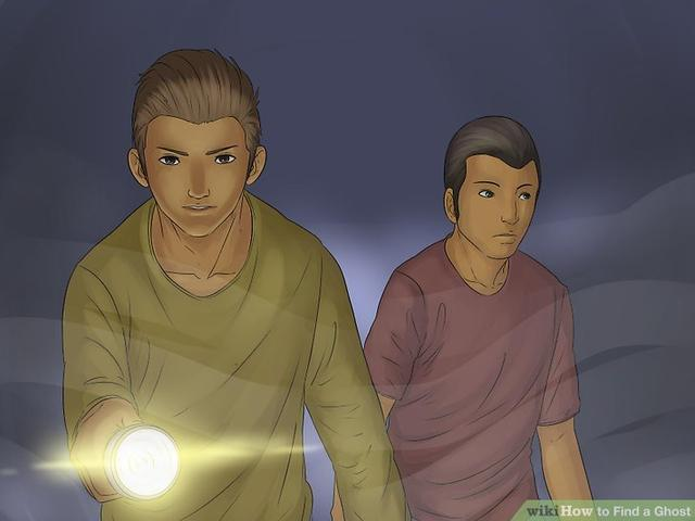 wikiHow to Find a Ghost_国际_蛋蛋赞