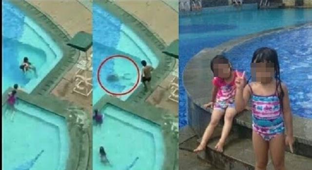 Vídeo: criança morre afogada enquanto pessoas filmam e não ajudam