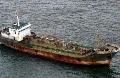 Marinheiros encontram misterioso navio fantasma de 1947.. O que descobriram é de arrepiar...