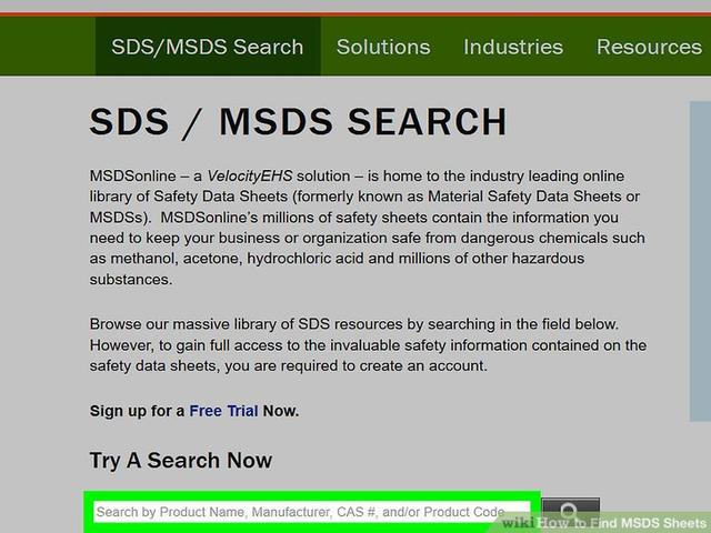 How to Find MSDS Sheets_国际_蛋蛋赞
