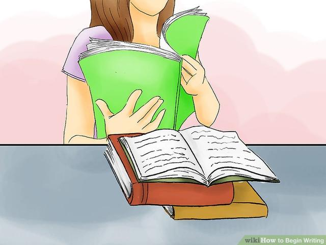Wikihow to begin writing wikihow to begin writing ccuart Image collections