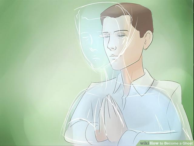 wikiHow to Become a Ghost_国际_蛋蛋赞