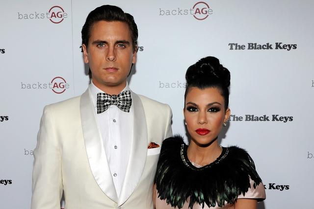 Kourtney Kardashian REVEALS A SHOCKING SECRET About Her Ex Scott Disick!
