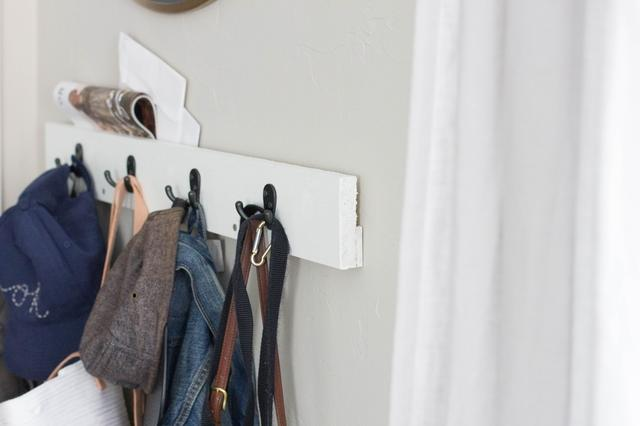 15 Entryway Organizers You Could Build Right Now