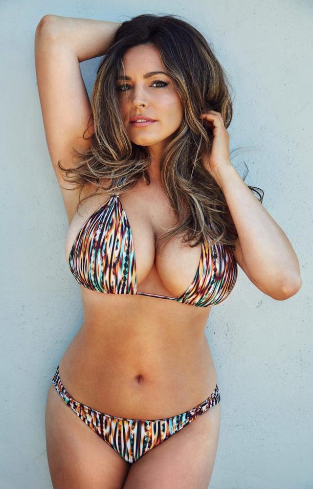 Segundo a ciência, esta mulher tem o corpo mais perfeito do mundo