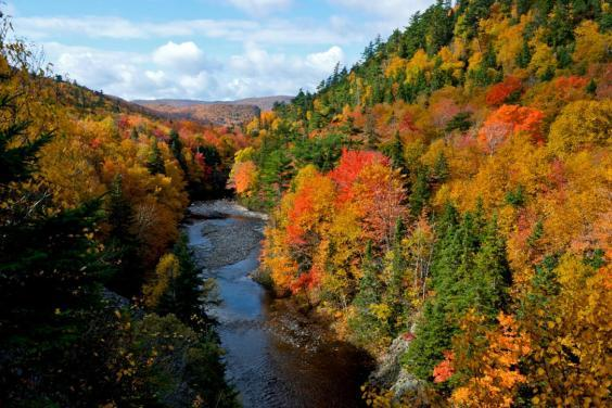 23 spectacular pictures of Canada in all its autumnal glory