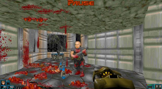 Brutal Unreal 99 combines the weapons of Unreal Tournament