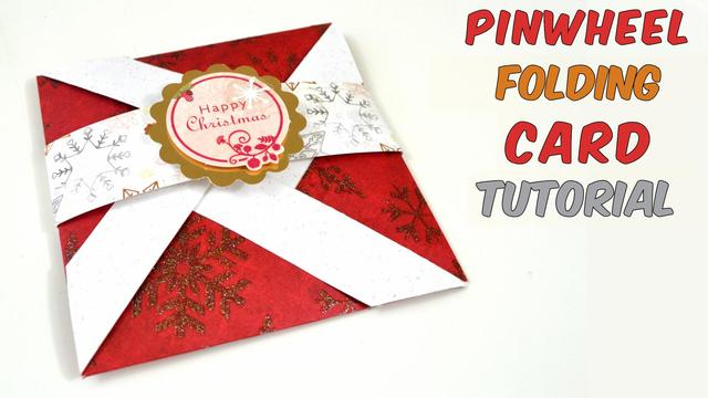 Pop up card how to make greeting folding card for christmas pop up card how to make greeting folding card for christmas m4hsunfo