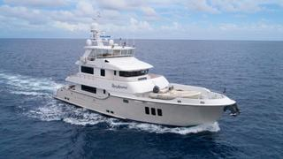$500,000 price cut on Nordhavn motor yacht Rest Assured