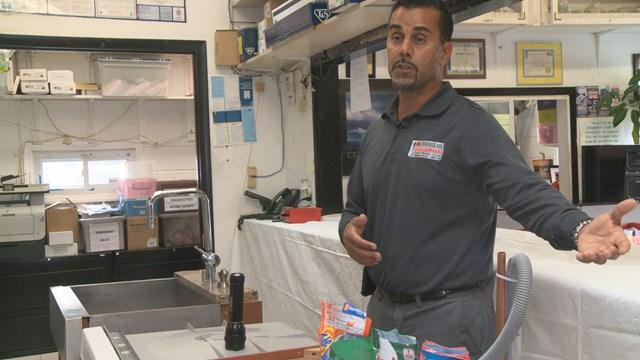 VERIFY: Can a detergent pod get stuck in your kitchen sink drain?