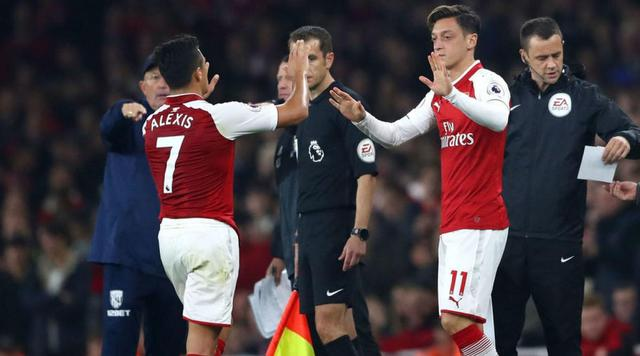 Report: Nacho Monreal Claims Sanchez, Ozil Will Stay Until End of the Season