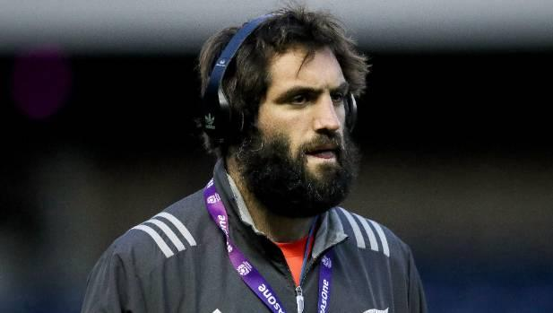 Business as usual as Sam Whitelock prepares to tick off special moment in career
