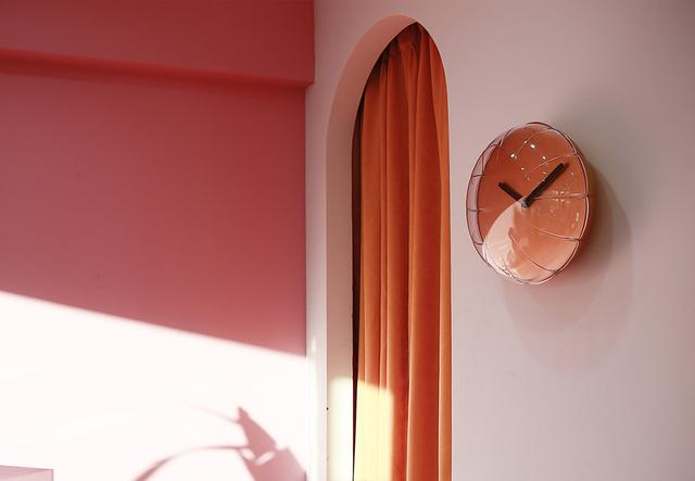 Give Your Walls a Pop of Time