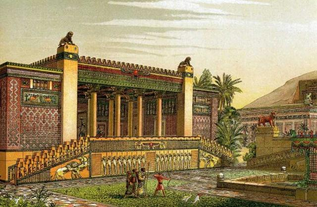 An Empire in Death: The Extensive Remains of Persepolis