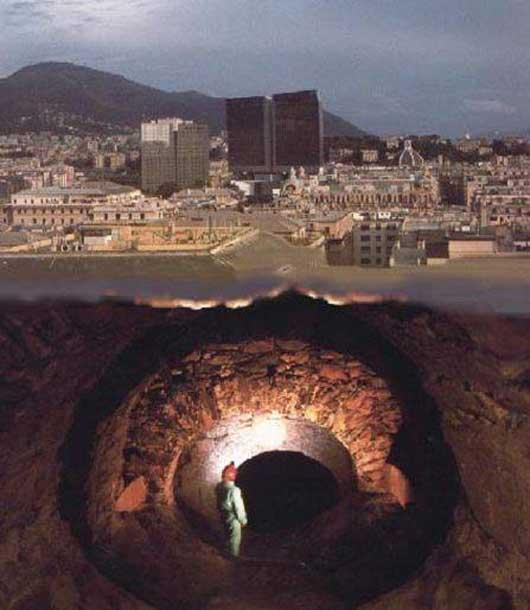 A Labyrinth of Ancient Tunnels Exist Under Roman Streets