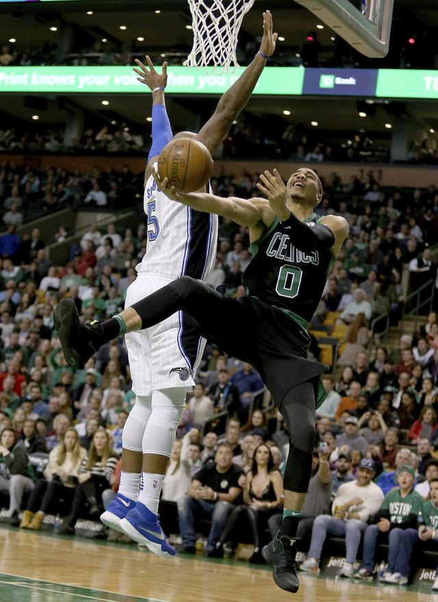 Celtics cruise to 118-103 victory over Magic