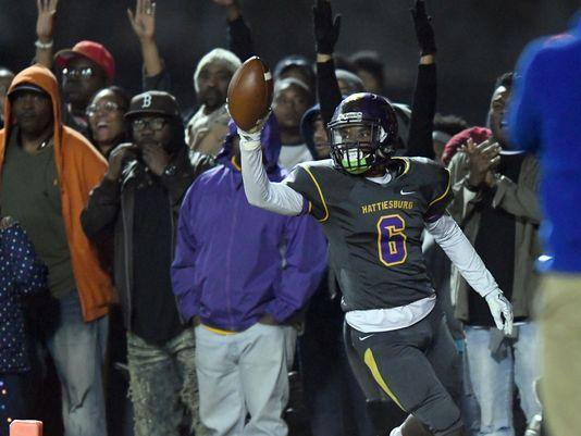 Hattiesburg High wins 5A South State championship