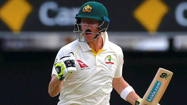 Steve Smith reaches his 21st test century, helps Australia to 26-run lead