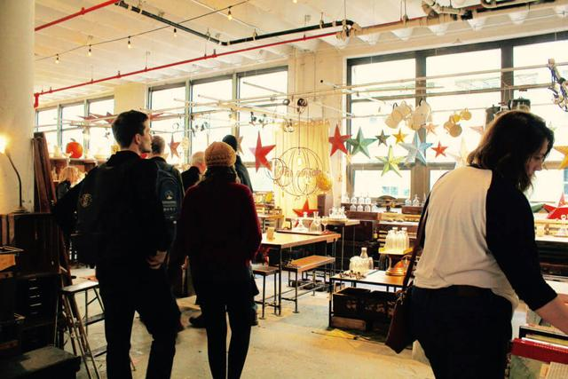 Winter Flea + Holiday Market