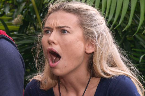 Why Toff is allowed to wear makeup in the I'm A Celeb jungle