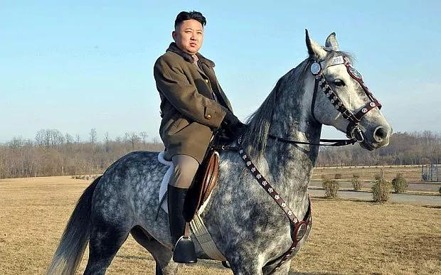 Kim Jong-un in pictures: Bizarre photoshoots of North Korea's leader