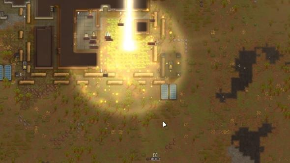 Rimworld enters beta, bringing major changes to the space-western