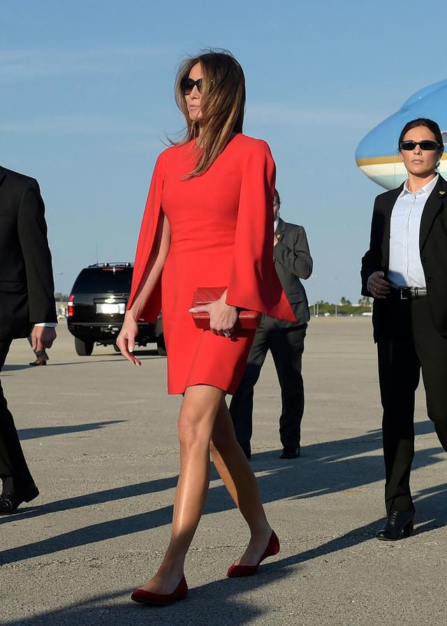 The Major Style Difference Between Melania Trump and Michelle Obama