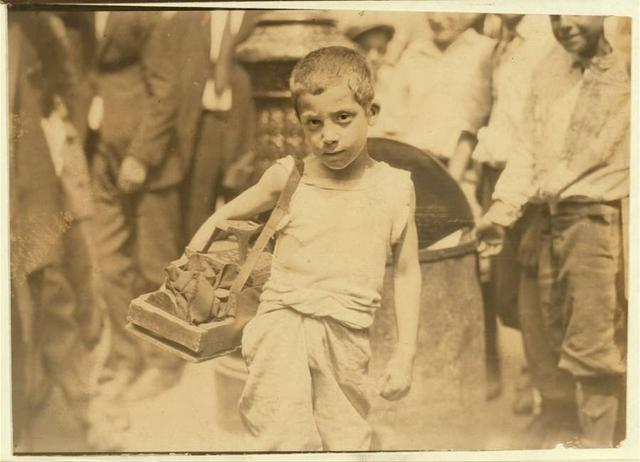 20 Photos Of The Child Laborers Who Made N.Y. What It Is Today!