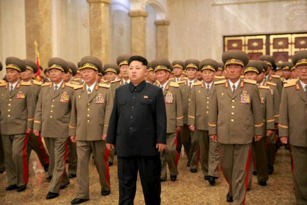 North Korea Increasingly Worried About U.S. Military Build-up