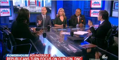 Disgusting Behavior: ABC Panel Shouts Down Truth of Dossier Collusion
