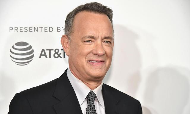 Tom Hanks has a message for anyone concerned about Donald Trump