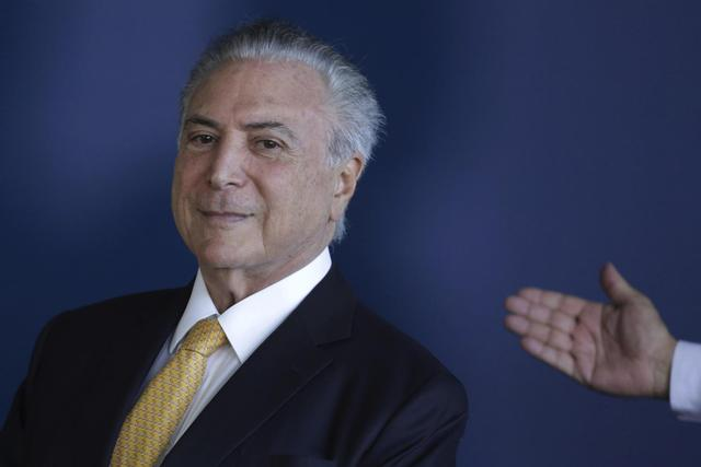 Brazil president has angioplasty, 2 stents implanted