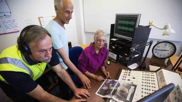 Radio service for the blind's future in the dark after funding is cut