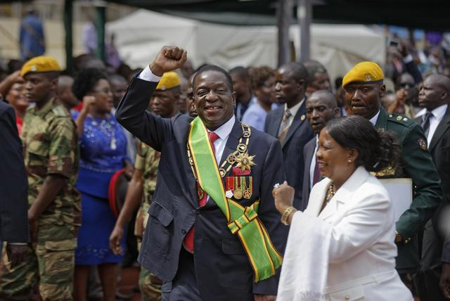 Zimbabwe judge says military action against Mugabe was legal