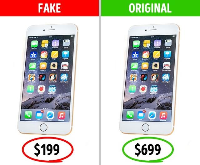 sale retailer 5082b 324d3 11 Signs That Will Help You to Understand Difference Between a Fake and an  Original