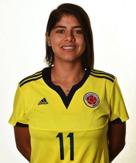 fbb20b935c9 Colombia Women s team furious after Adidas use former Miss Colombia model  to unveil new kit