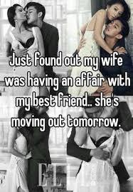 Why did my wife have an affair