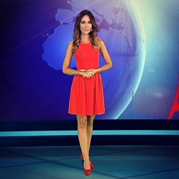 10 Hottest Weather Girls In The World!_国际_蛋蛋赞