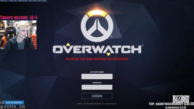 Blizzard's Reporting System Called Into Question When Overwatch Pro